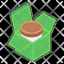 Jar Parcel Icon
