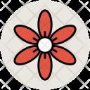Jasmine Flower Nature Icon