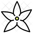 Jasmine Flower Smell Icon