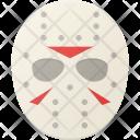 Jason Mask Hokey Icon