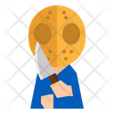Jason Spooky Killer Icon