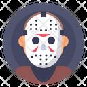 Friday Halloween Jason Icon