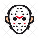 Jason Hockey Mask Icon