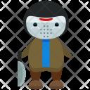 Jason Voorhees Man Icon