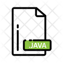 Java Document Extension Icon
