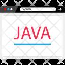 Java Programming Language Icon