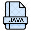 Java File File Extension Icon