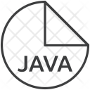 Java File Format Icon