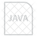 Java Extension File Icon