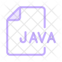 Java Files Coding Icon