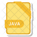 Java File Document Icon
