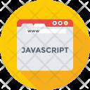 Javascript Development Programming Icon