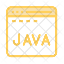 Java webpage Icon