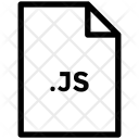Javascript Js Extension Icon