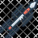Javelling Game Javelin Thrower Icon