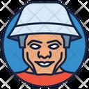 Jay Garrick Warrior Superhero Icon