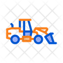 Road Repair Machine Icon