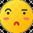 Jealous Smiley Avatar Icon