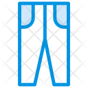 Jeans Pant Cloth Icon