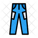 Jeans Trouser Pant Icon