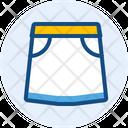 Jeans Skirt Mini Skirt Skirt Icon