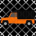 Truck Car Jeep Icon