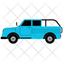Jeep Suv Travel Icon