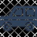 Automobile Jeep Journey Icon