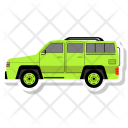 Jeep Car Vehicle Icon