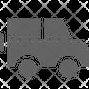 Jeep Suv Offroad Icon