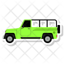 Car Jeep Hunting Icon