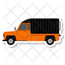Jeep Transport Vehicle Icon