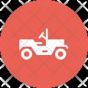 Jeep Car Vehicle Icon