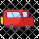 Jeep Luxury Car Automobile Icon