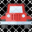 Jeep Vehicle Automobile Icon