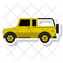 Jeep Hunting Car Icon