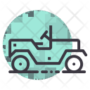 Jeep Expedition Vehicle Icon