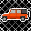 Jeep Travel Jalopy Icon