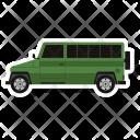 Bus Car School Icon