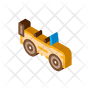 Automobile Desert Sandy Icon