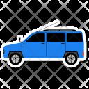 Automobile Car Jeep Icon