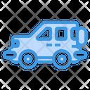 Jeep Car Suv Icon