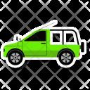 Auto Jeep Prado Icon