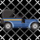 Jeep Car Transport Icon