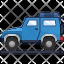 Jeep Adventure Jeep Car Icon