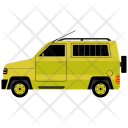 Auto Jalopy Jeep Icon