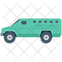 Jeep Travel Van Icon