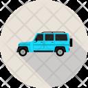 Jeep Transportation Icon