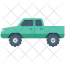 Jeep Travel Van Icon