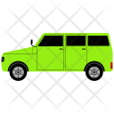 Jeep Transport Van Icon